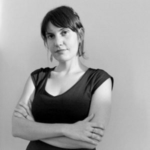 Fotografía de la escritora mexicana Laia Jufresa