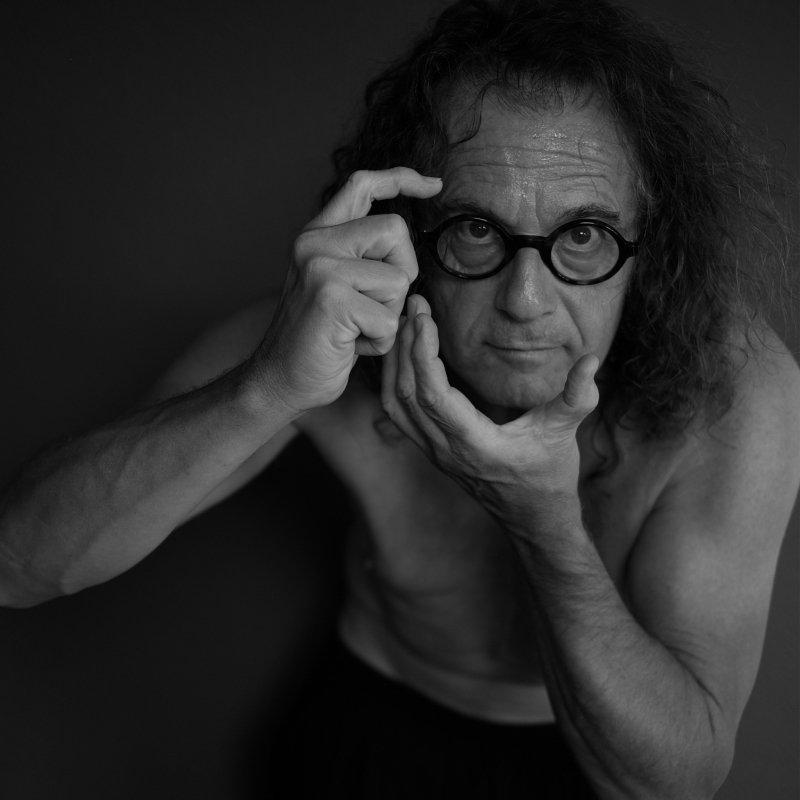 Lorenzo Hernandez fotografo del Festival de Literatura de Copenhague